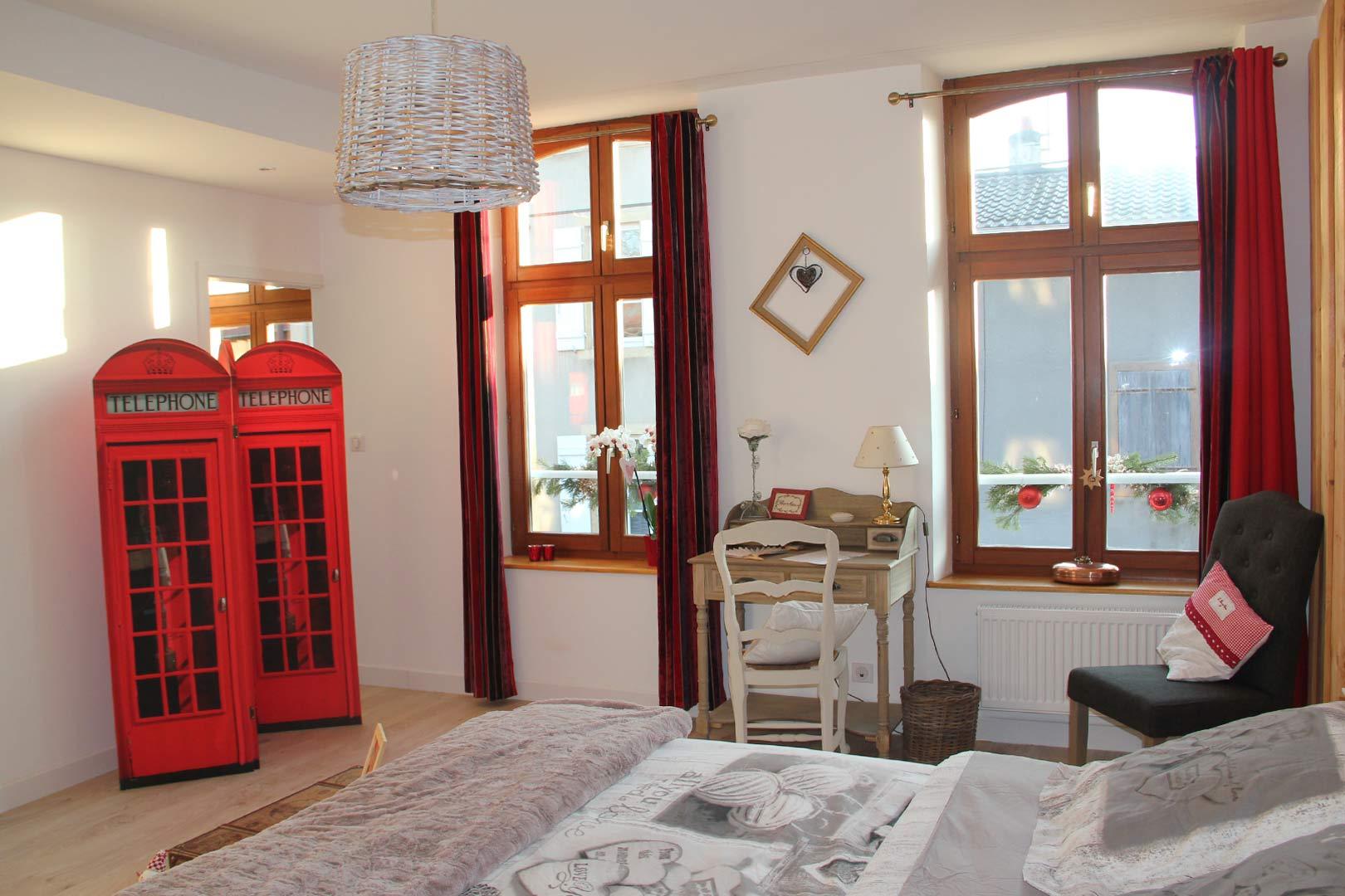 chambre montagnarde la chambre montagne la chambre montagne deco chambre montagne chalet with. Black Bedroom Furniture Sets. Home Design Ideas