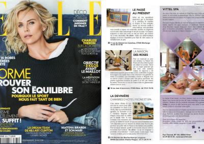 ELLE magazine Mai 2016