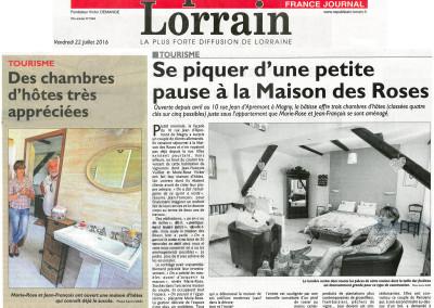 Republicain-Lorrain Juillet 2016