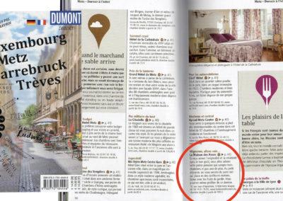 Guide touristique quattropoles